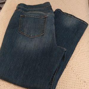 Old Navy curvy short jeans